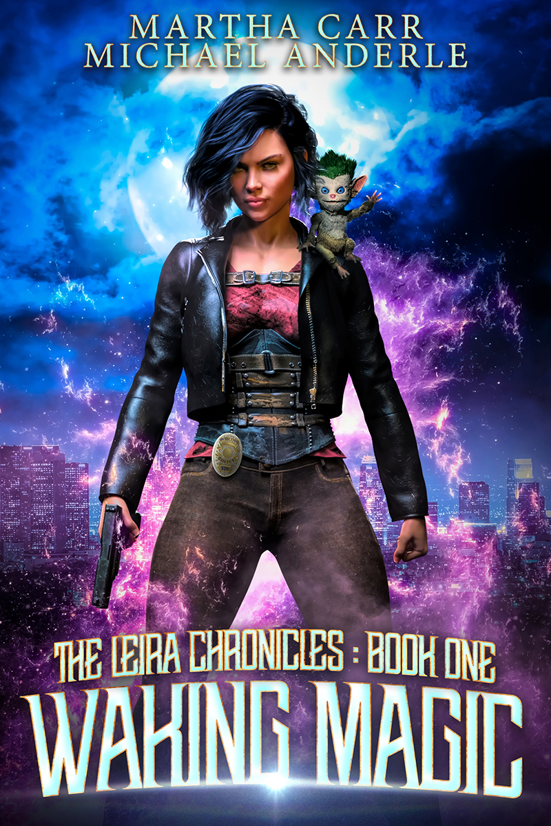 Leira Chronicles Book 1: Waking Magic