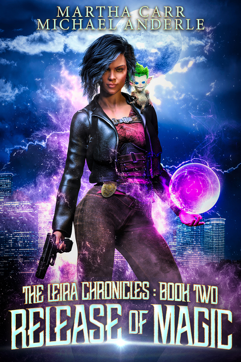 Leira Chronicles Book 2: Release of Magic