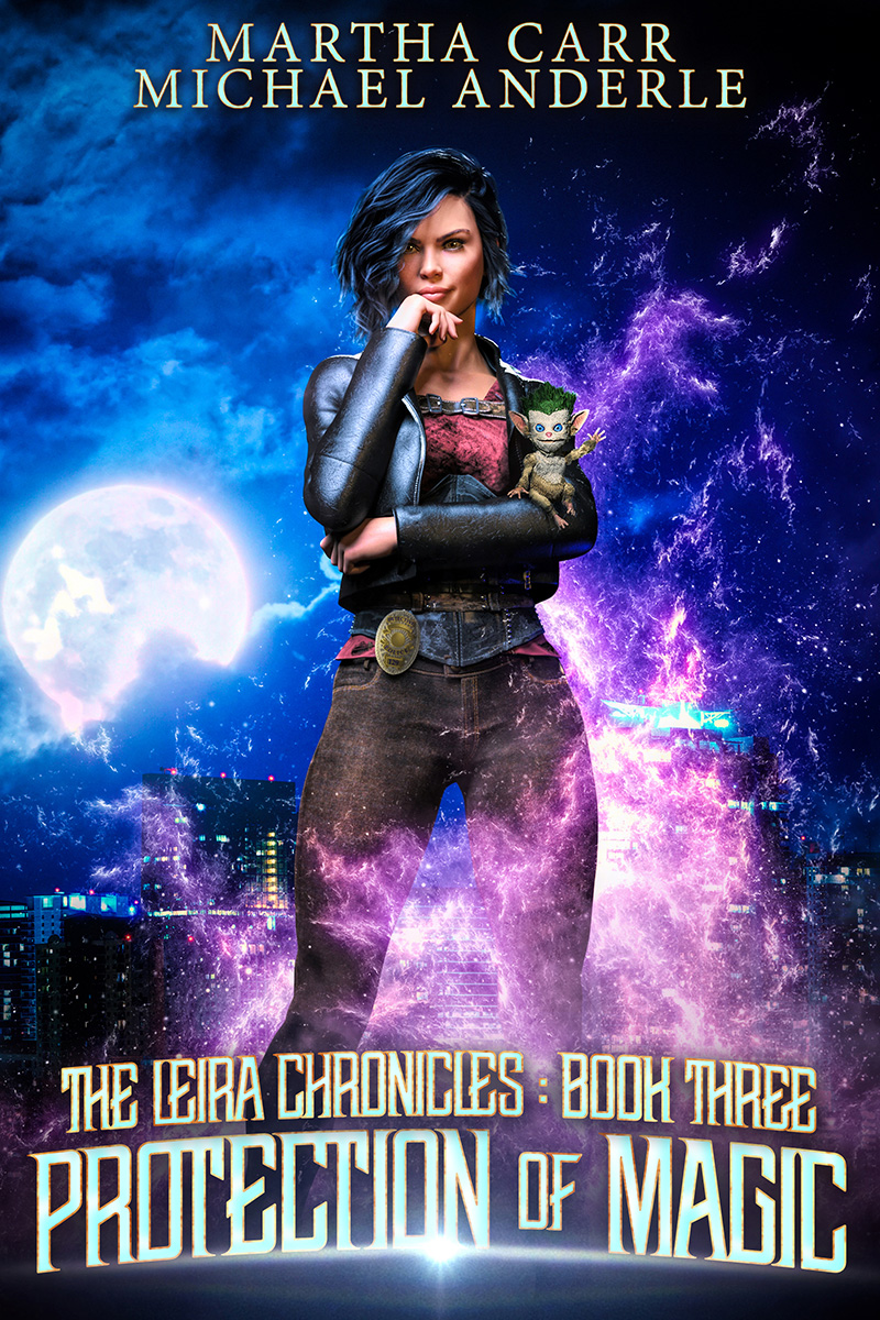 Leira Chronicles Book 3: Protection of Magic