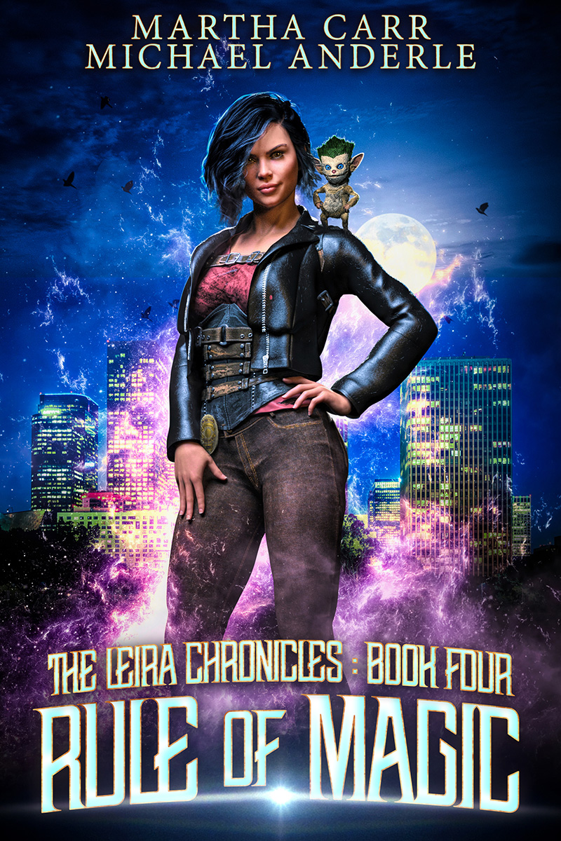 Leira Chronicles Book 4: Rule of Magic