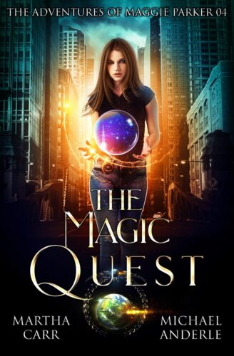 The Adventures of Maggie Parker Book 4: The Magic Quest
