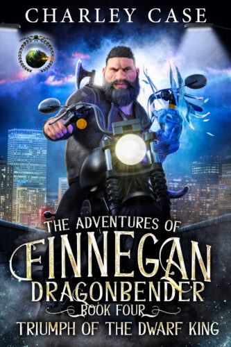 The Adventures of Finnegan Dragonbender Book 4: Triumph of the Dwarf King