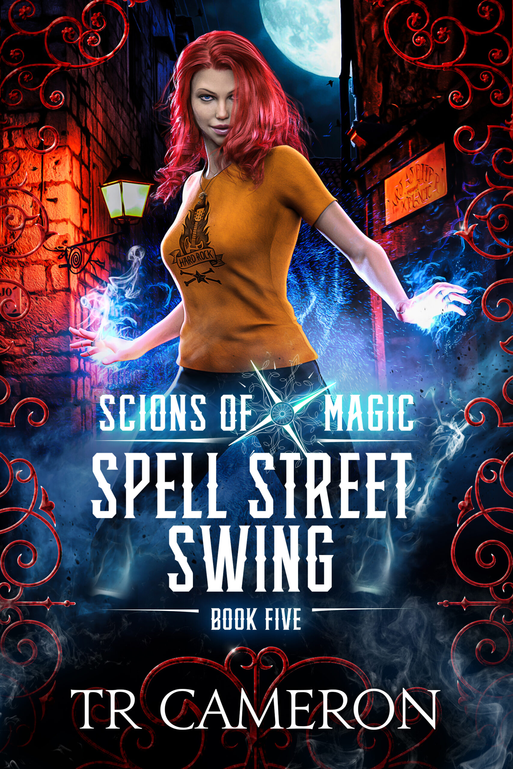 Scions of Magic Book 5: Spell Street Swing