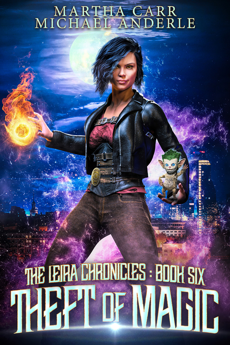 Leira Chronicles Book 6: Theft of Magic