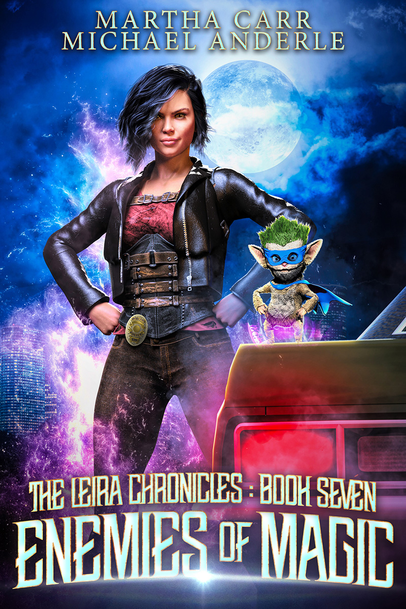 Leira Chronicles Book 7: Enemies of Magic