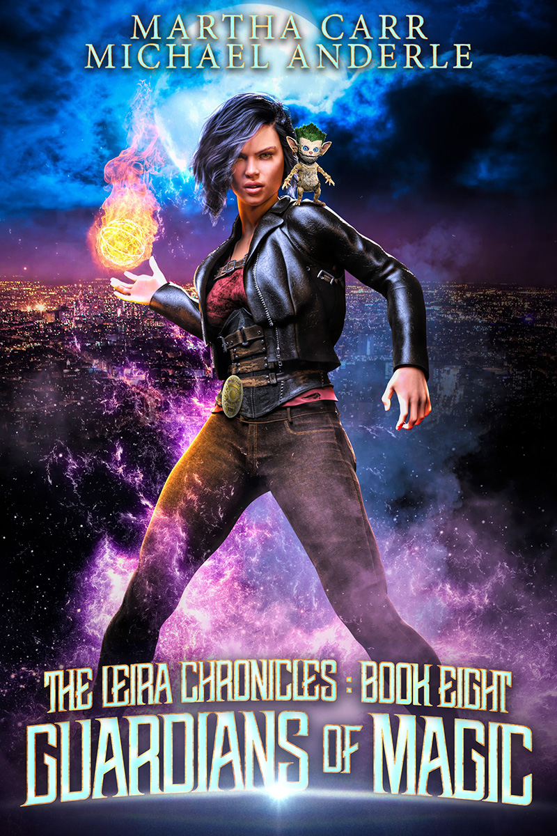 Leira Chronicles Book 8: Guardians of Magic