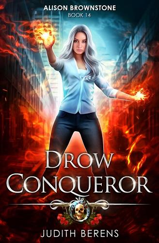 Alison Brownstone Book 14: Drow Conqueror
