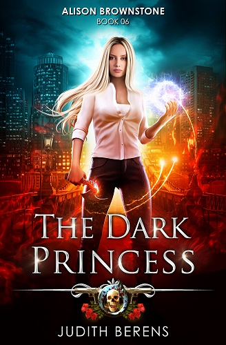 Alison Brownstone Book 6: The Dark Princess