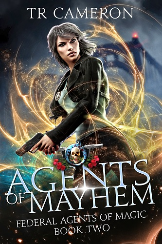 Federal Agents of Magic Book 2: Agents of Mayhem