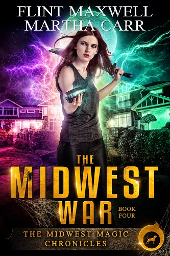 Midwest Magic Chronicles Book 4: Midwest War
