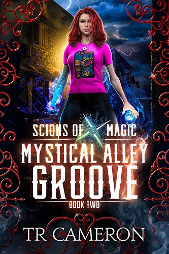 Scions of Magic Book 2: Mystical Alley Groove