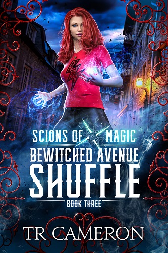 Scions of Magic Book 3: Bewitched Avenue Shuffle
