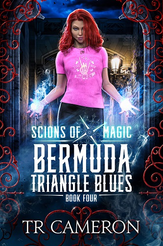 Scions of Magic Book 4: Bermuda Triangle Blues