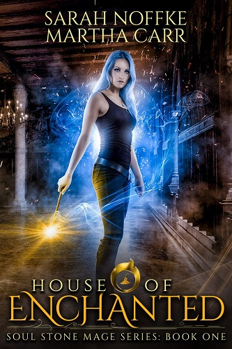 Soul Stone Mage Book 1: House of the Enchanted