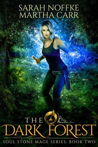 Souls Stone Mage Book 2: The Dark Forest