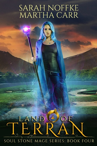 Soul Stone Mage Book 4: Land of Terran