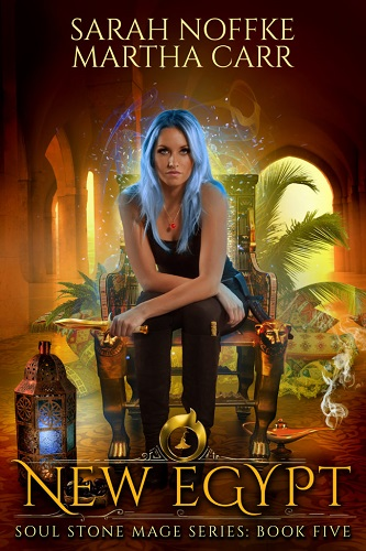Soul Stone Mage Book 5: New Egypt