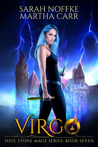 Soul Stone Mage Book 8: Virgo