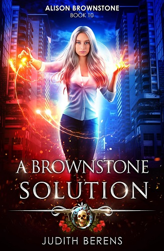 Alison Brownstone Book 10: A Brownstone Solution