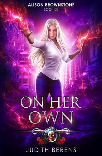 Alison Brownstone Book 2: On Her Own