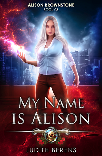 Alison Brownstone Book 3: My Name is Alison