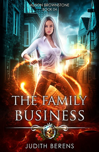 Alison Brownstone Book 4: The Family Business