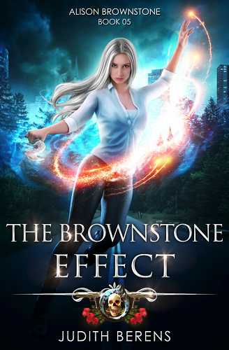 Alison Brownstone Book 5: The Brownstone Effect