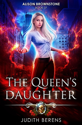 Alison Brownstone Book 7: The Queen's Daughter