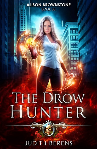 Alison Brownstone Book 8: The Drow Hunter