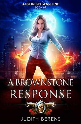 Alison Brownstone Book 9: A Brownstone Response