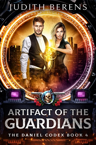The Daniel Codex Book 4: Artifact of the Guardians