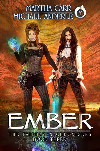 Fairhaven Chronicles Book 3: Ember