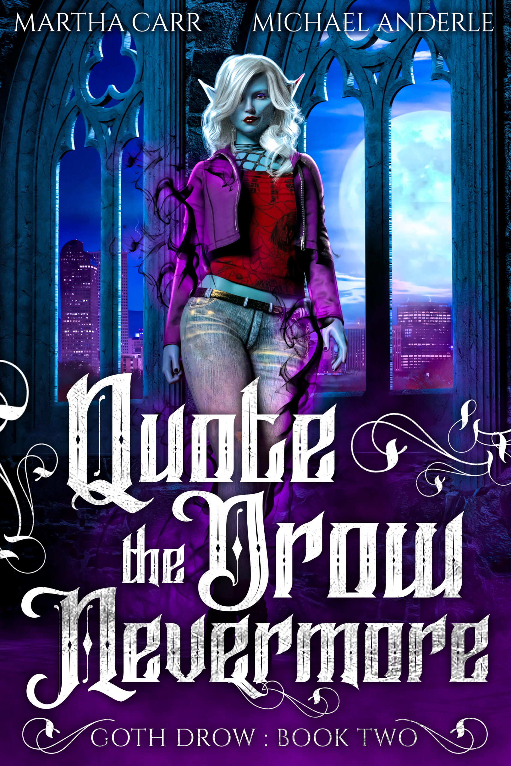 Goth Drow Book 2: Quote the Drow Nevermore