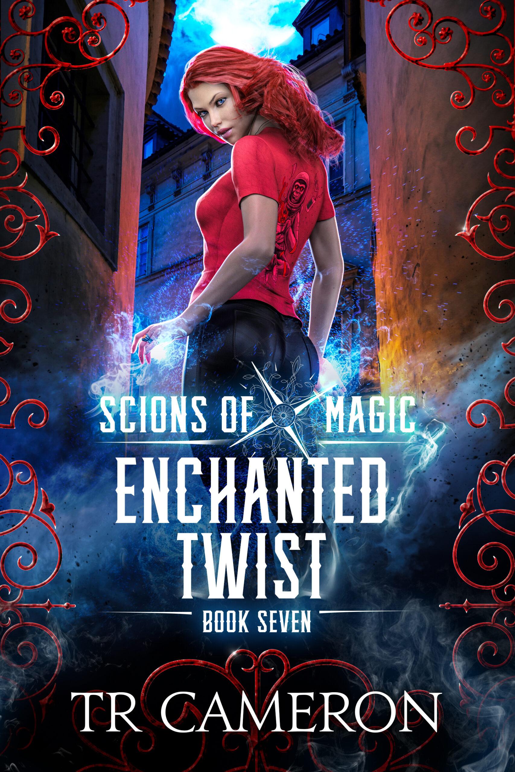 Scions of Magic Book 7: Enchanted Twist