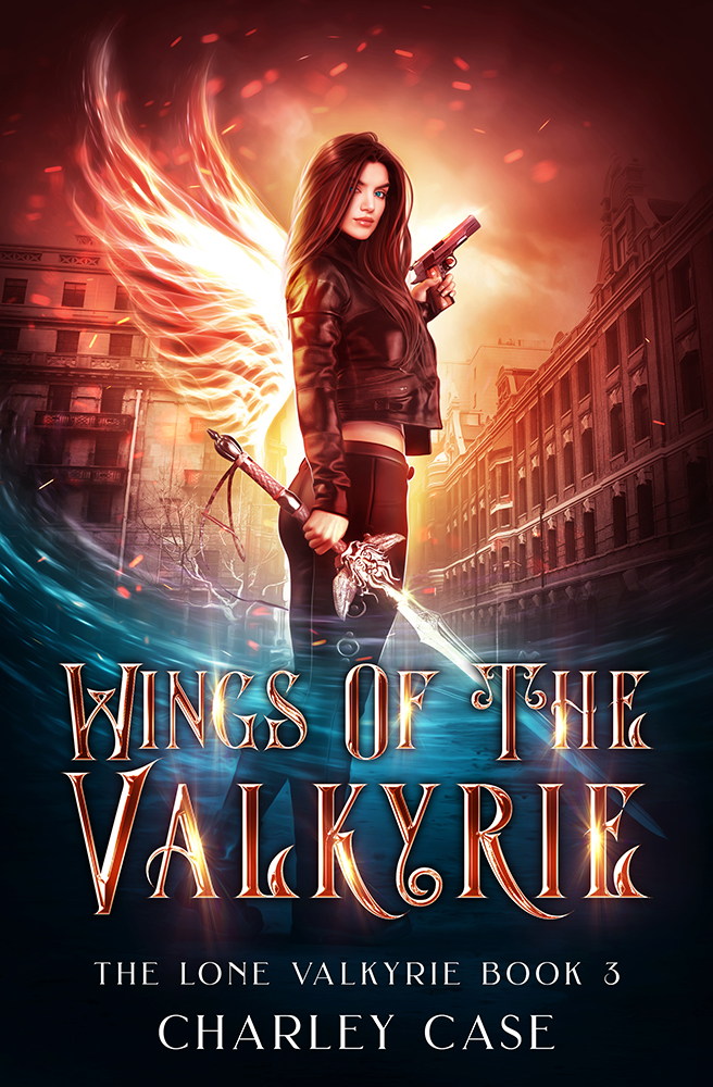 The Lone Valkyrie Book 3: Wings of the Valkyrie