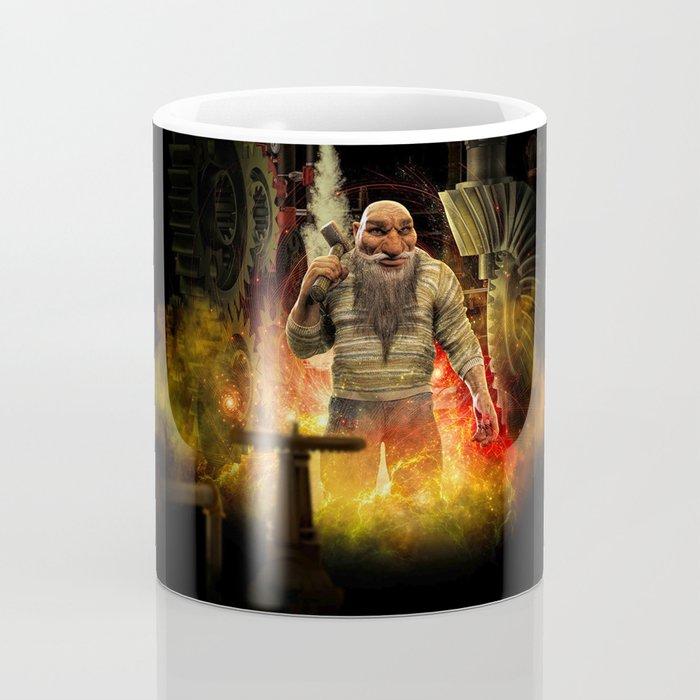 Bernie the Gnome Coffee Mug
