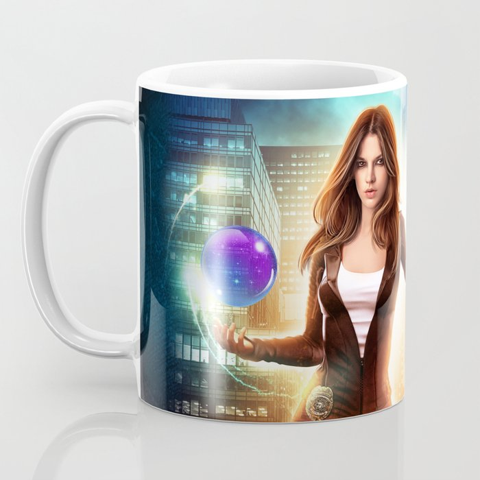 The Adventures of Maggie Parker Coffee Mug