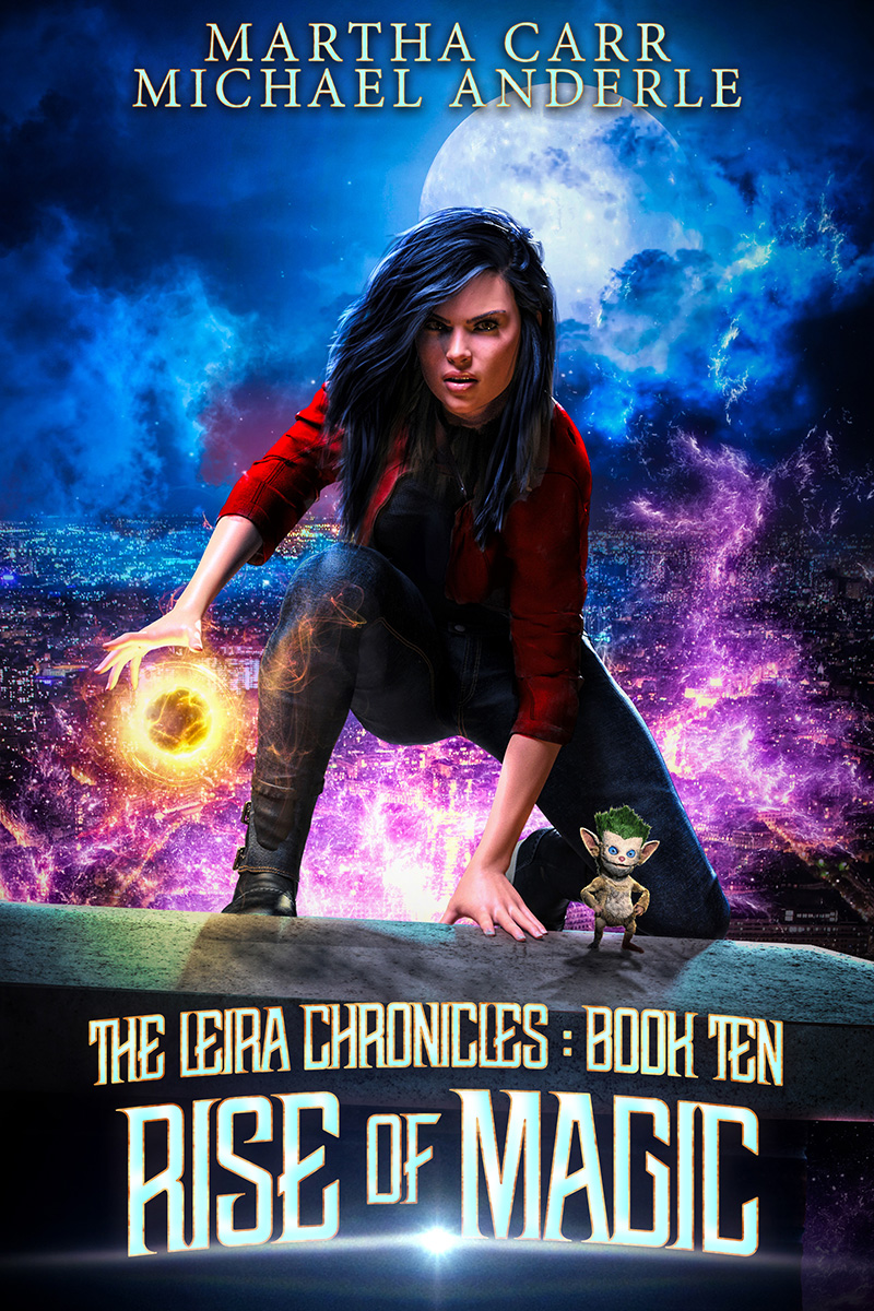 Leira Chronicles Book 10: Rise of Magic