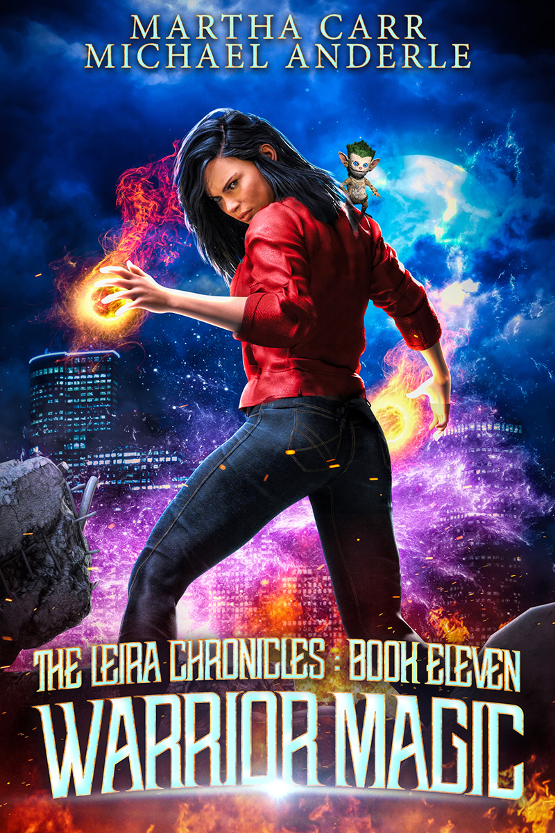 Leira Chronicles Book 11: Warrior Magic