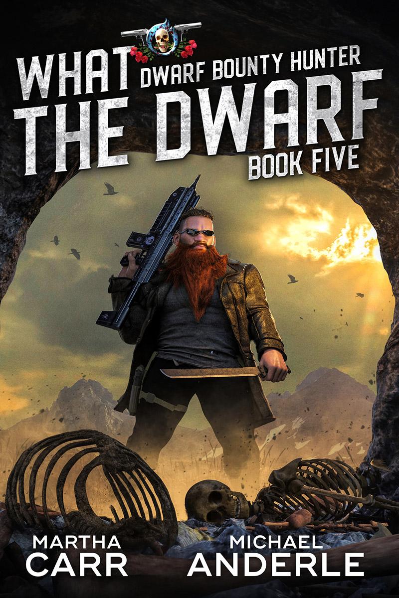 Dwarf Bounty Hunter 5: What The Dwarf