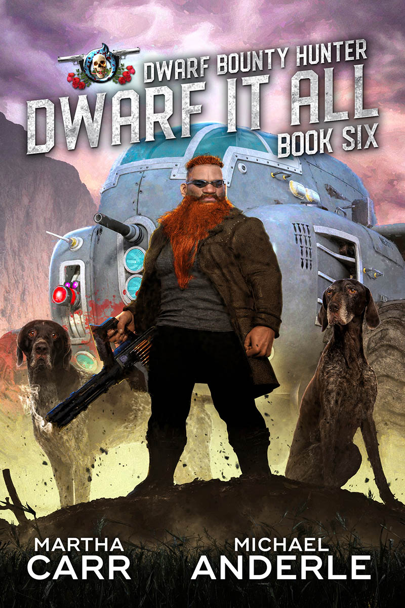 Dwarf Bounty Hunter 6: Dwarf It All