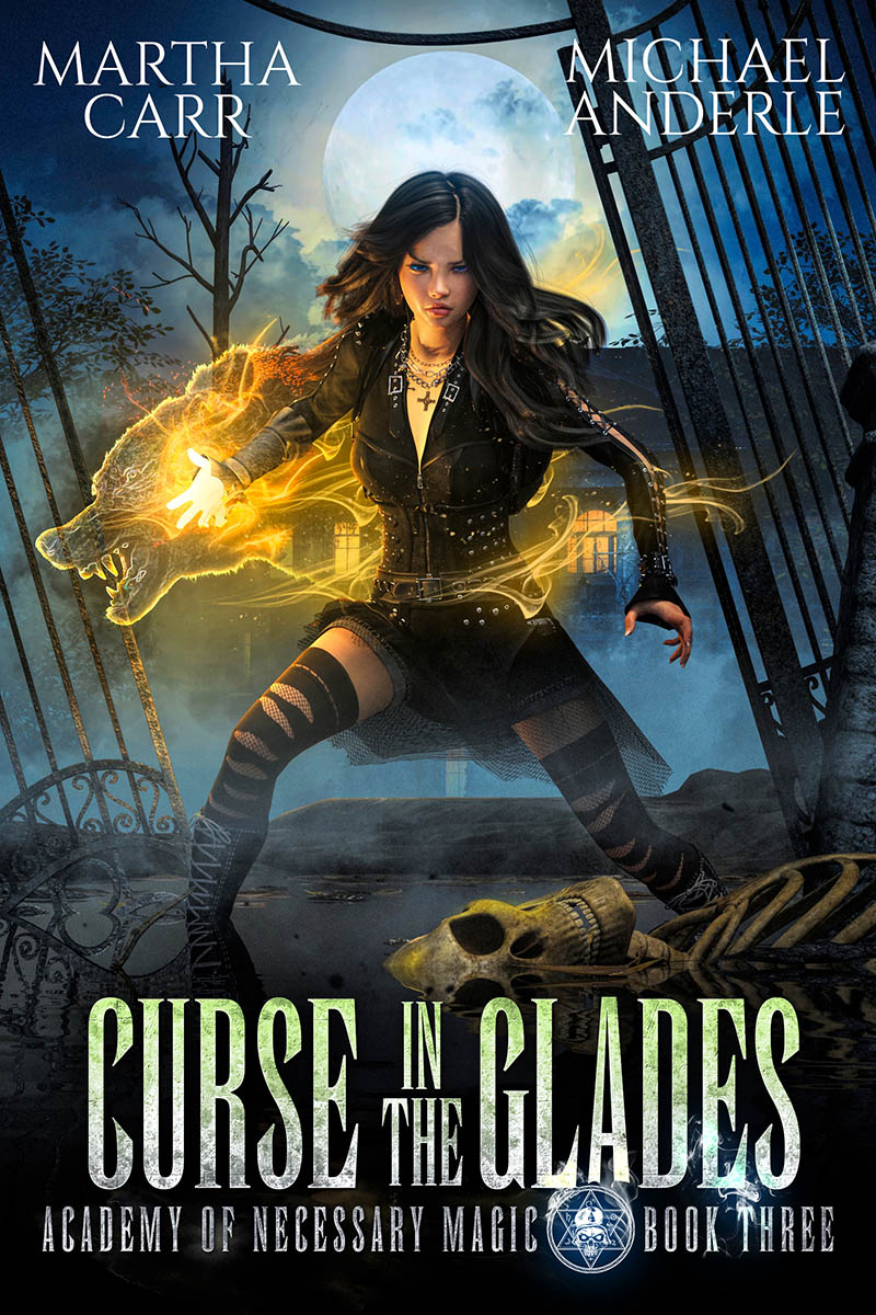 Academy of Necessary Magic Book 3: Curse in the Glades
