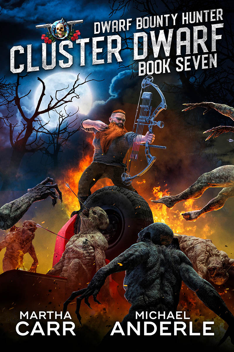 Dwarf Bounty Hunter Book 7: Cluster Dwarf