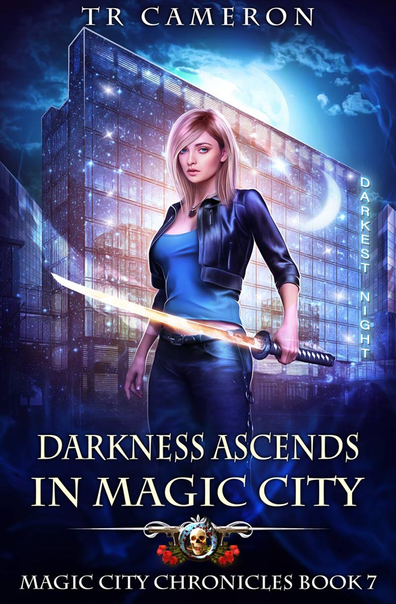 Magic City Chronicles Book 7: Darkness Ascends in Magic City