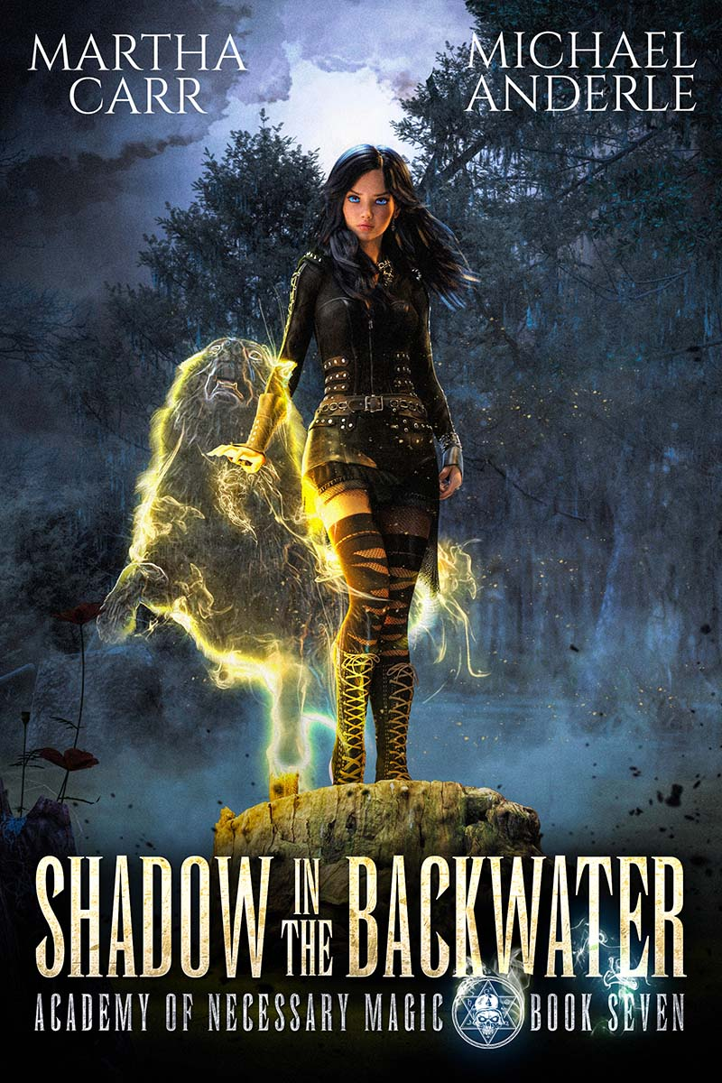 Academy of Necessary Magic Book 7: Shadow in the Backwater
