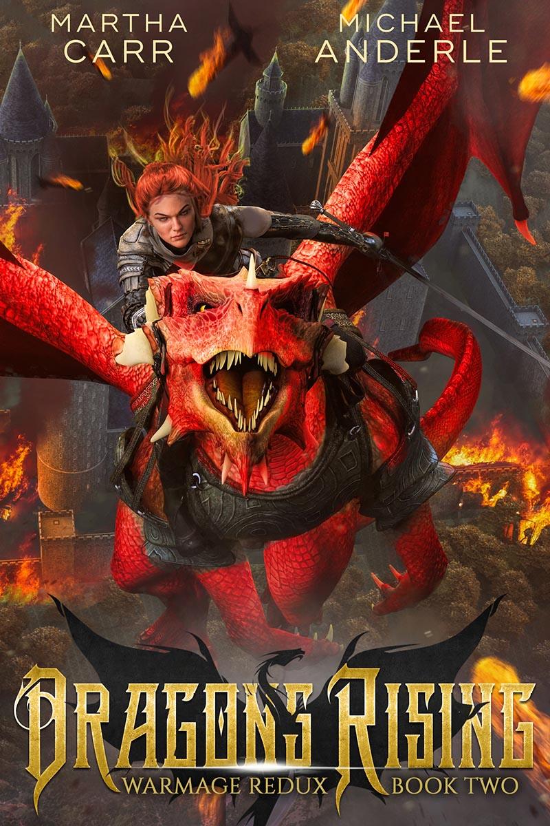 WarMage Redux Book 2: Dragons Rising